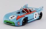 BEST9673 PORSCHE 356 B CARRERA GTL ABARTH - Prova 1960