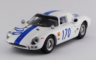 BEST9676 FERRARI 250 LM - Targa Florio 1966 - Swanson/Ennis