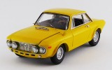 BEST9677 LANCIA FULVIA COUPE' 1600 HF FANALONE - 1968 - Stradale Giallo/Yellow
