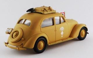 RIO4551 - FIAT 1500 - Deutsche AfrikaKorps Service 1941