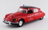 RIO4550 - CITROEN DS 19 - Pompiers de Ville de Lyon 1956