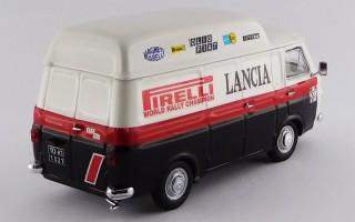 RIO4549 - FIAT 238 TETTO ALTO - Assistenza Pirelli Lancia