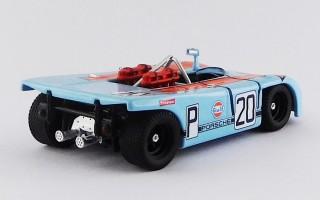 BEST9681 - PORSCHE 908/03 - 1000 Km. Nürburgring 1970 - Siffert/Redman
