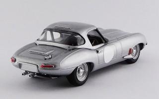 BEST9680 - JAGUAR HERITAGE E-TYPE LIGHTWEIGHT - Alluminio/Aluminium 1963