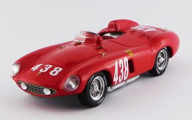 ART375 - FERRARI 118 LM - Giro di Sicilia 1955 - P. Taruffi