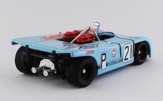 BEST9684 - PORSCHE 908/03 - Nürburgring 1000 Km. 1970 - Rodriguez / Kinnunen