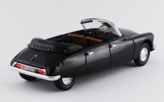 RIO4553 - CITROEN DS 19 CABRIO - Nero/Black - 4 Porte/4 Doors