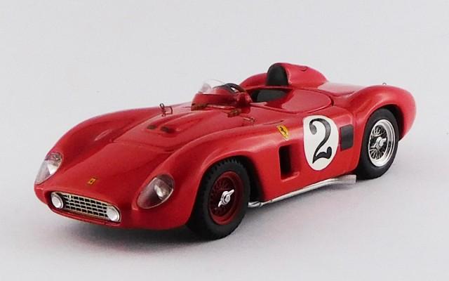 ART379 - FERRARI 500 TR - Nassau Trophy Race 1956 - Masten Gregory