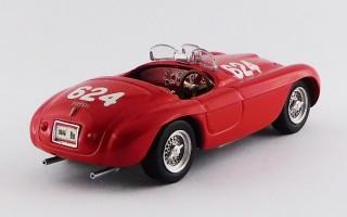 ART008/2 - FERRARI 166 MM BARCHETTA - Mille Miglia 1949 - Biondetti/Salami