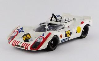 BEST9686 - PORSCHE 908/02 - 1000 Km Buenos Aires 1970 - Soler-Roig/Rindt