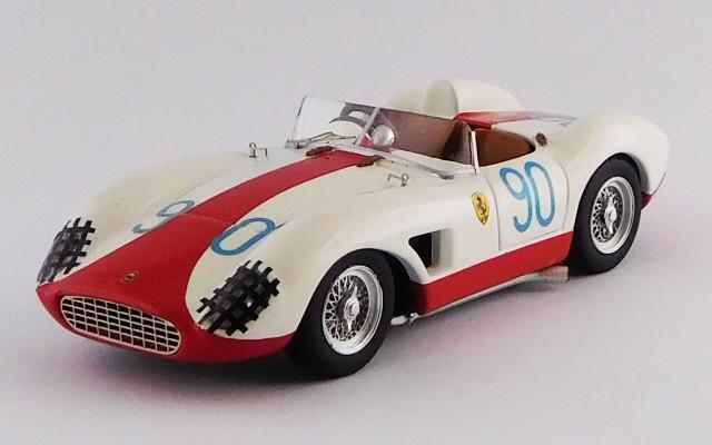 ART149-2 - FERRARI 500 TRC -Targa Florio 1958 - Starrabba / Cortese