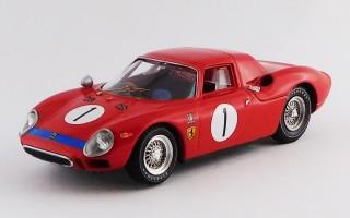 BEST9691 - FERRARI 250 LM - Perth 6H Caversham 1965 - Martin / McKay - R.R. WINNER