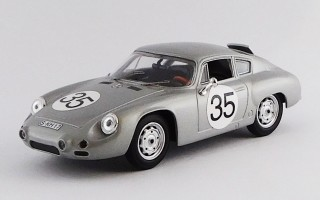 BEST9693 - PORSCHE 356B ABARTH - Le Mans 24 Hours 1960 - Linge / Walter 35 - WINNER in class GT 1.6