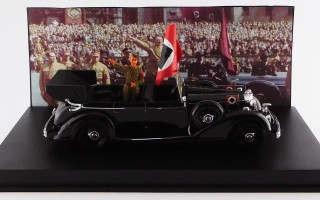RIO4557-P -MERCEDES-BENZ 770K - Adolf Hitler in Nuremberg Parade 1938