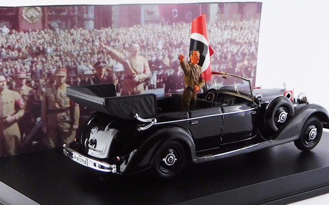 rio4557 p mercedes benz 770k adolf hitler in nuremberg parade 1938. Black Bedroom Furniture Sets. Home Design Ideas