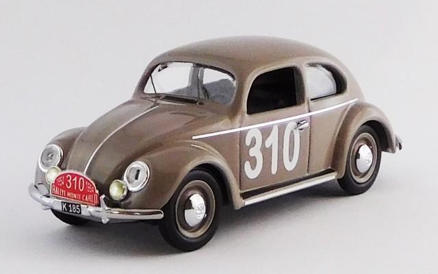 RIO4558 -VOLKSWAGEN MAGGIOLINO - Monte-Carlo Rally 1954 - Mourier / Ramsing 310