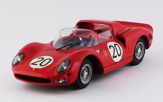 BEST9140 - FERRARI 330 P2 - Le Mans 1965 - Parkes / Guichet