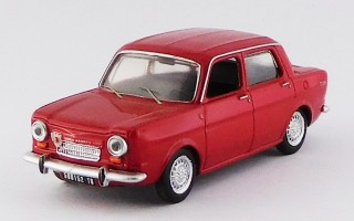 BEST9476 - SIMCA ABARTH 1150 - 1963