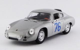 BEST9357 - PORSCHE 356B CARRERA GTL ABARTH - Targa Florio 1963 - A. Pucci / P. E. Strahale