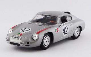 BEST9384 - PORSCHE 356B CARRERA GTL ABARTH - Targa Florio 1962 - Linge / Hermann