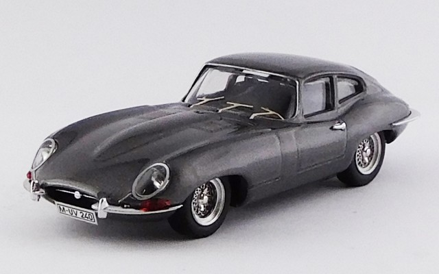 BEST9556 - JAGUAR E TYPE COUPE' - 1962