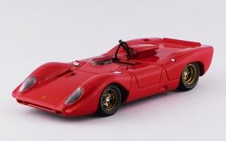 BEST9220 - FERRARI 312 P SPYDER - 1969 - Prova