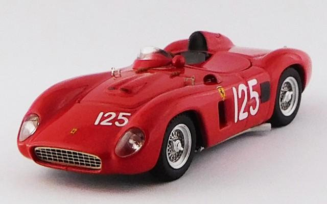 ART381 - FERRARI 500 TR - SCCA Laguna Seca 1957 - Pete Lovlely