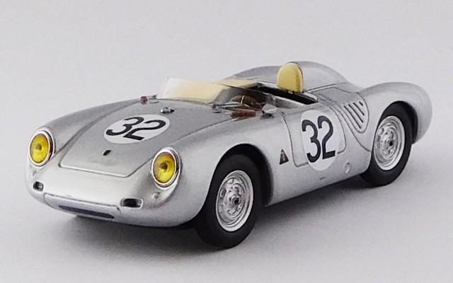 BEST9695 - PORSCHE 550 RS - Le Mans 1958 - Godin de Beaufort / Linge
