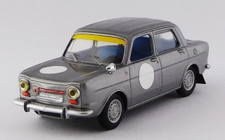 BEST9697 - SIMCA 1150 ABARTH - Rally 1963