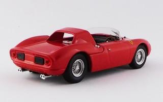 BEST9699 - FERRARI 250 LM SPYDER - Prova 1965
