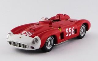 ART383 FERRARI 860 MONZA - Mille Miglia 1956 - Luigi Musso