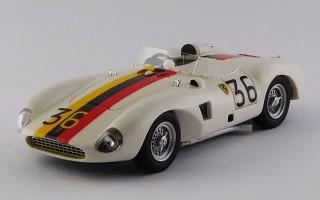 ART384 - FERRARI 625 LM - GP Venezuela 1956 - Piero Drogo