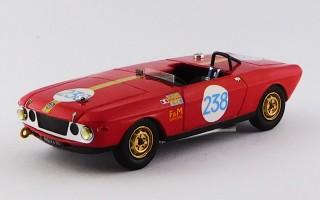 BEST9698 - LANCIA FULVIA F&M SPECIAL HF - Targa Florio 1969 - Munari / Aaltonen - R.R. 9th
