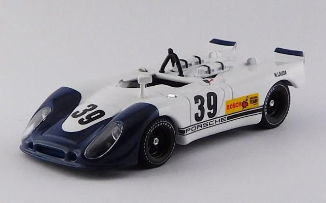 BEST9703 - PORSCHE 908/02 FLUNDER - Interseries Norisring 1970 - Niki Lauda