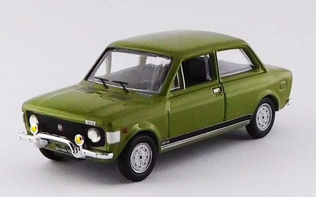 RIO4564 FIAT 128 RALLY - 1971 - Verde/green
