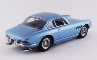 BEST9702 - FERRARI 330 GTC - 1966 - Azzurro Met./Met. Light Blue