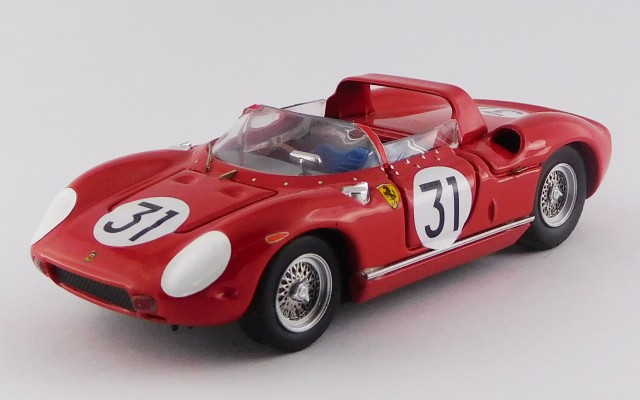 ART388 - 12 Hours Sebring 1963 - Mairesse / Vaccarella / Bandini