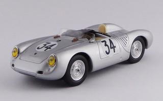 BEST9708 - PORSCHE 550 RS - Le Mans 1958 - Kerguen / Franc