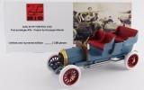 RIO4567- ALFA 24 HP TORPEDO 1910 - First prototype Alfa - Project by Giuseppe Merosi