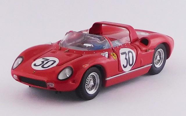 ART119/2 - FERRARI 250 P - 12 Hours Sebring 1963 - Surtees / Scarfiotti
