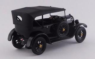 RIO4569 - FIAT 501 - 1919 - La Saetta del Re - Nero / Black