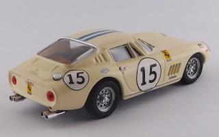 BEST9715 - FERRARI 275 GTB/4 - Le Mans Test 1968 - Grossman / Berney
