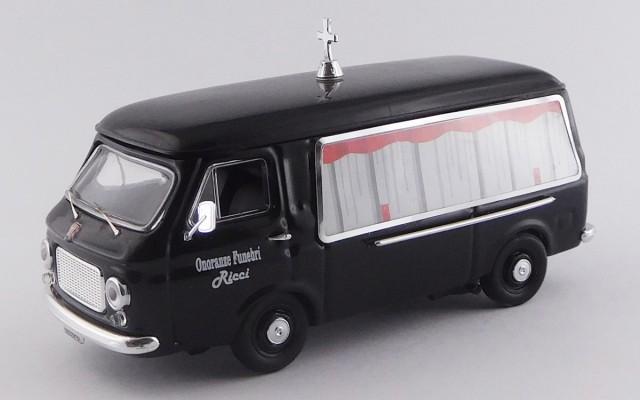 RIO4570 - FIAT 238 - Carro Funebre / Funeral Car