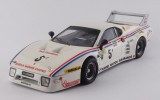 BEST9719 - FERRARI 512 BB LM - 6 Hours Relay Silverstone 1981 - Salmon / Phillips