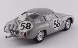 BEST9720 PORSCHE 356 B CARRERA ABARTH GTL - Sebring 12 Hours 1963 - Cassel / Sesslar