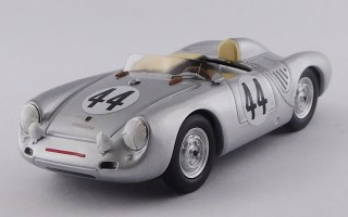 BEST9722 - PORSCHE 550 RS - Sebring 12 Hours 1957 - Bunker / Wallace - 8th and 1st in S1.5