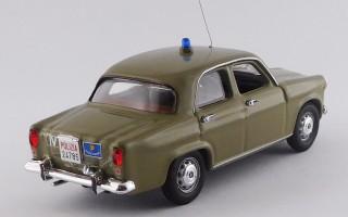 RIO4572 - ALFA ROMEO GIULIETTA - Polizia 1961 - Museo di Roma