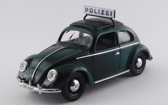 RIO4573 - VOLKSWAGEN MAGGIOLINO - Polizei 1953