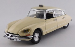 RIO4574 - CITROEN DS 21 - Taxi Paris 1969