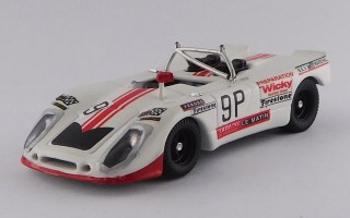 BEST9726 - PORSCHE 908/02 FLUNDER - Nürburgring 1000 Km. 1971 - Wicky / Cabral - 10th